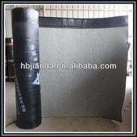 APP/SBS basedment bituminous waterproofing membrane aluminum foil roofing underlayment materials