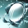 HMC aspheric hydrophobic lens