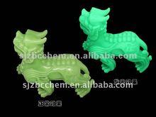 jewelry luminous jade--Blue and green