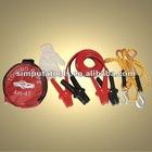 4pcs Roadside auto emergency kit