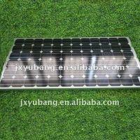 YB125M72-200W 24V mono solar pv panel high efficiency CE Grade A cheap Jiaxing Winbright factory price