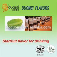 starfruit flavour in drinking