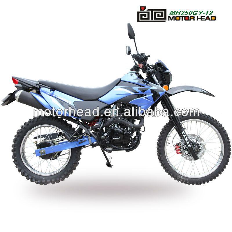 MH250GY-12,LED light, 250cc dirt bike\250ccenduro bike,Tornado XR250 Type