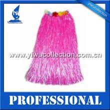 artificial grass hula skirt