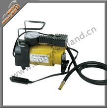 12V 140psi metal air compressor/car tire inflator