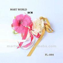 pink bridal flower nice flowers for weddings(FL-044)