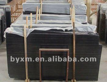 Black Wooden Marble tile
