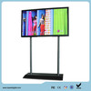 65 inch horizontal touch screen lcd monitor floor stand,floor standing lcd advertise screen,floor stand lcd ad screen