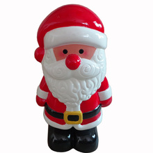 100% Handmade High Quality Bige Size Lovely Santa Christmas Decoration