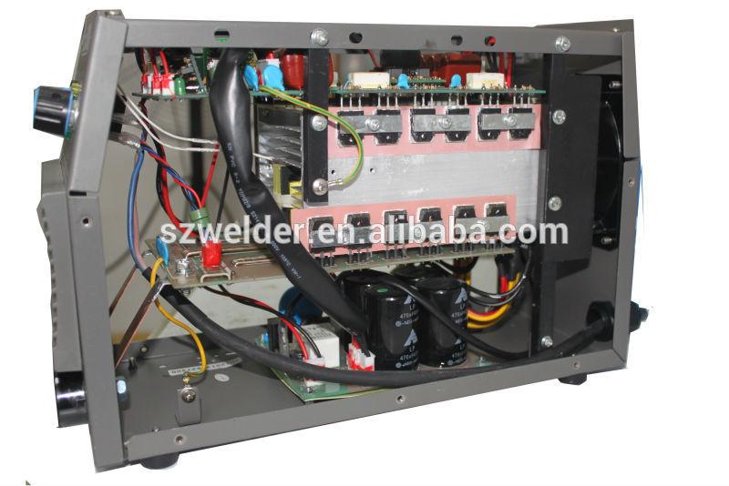 inversor de soldadura por arco de la máquina riland arc200