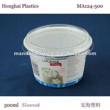 1000ml ice cream container