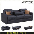 Multifunctional Sofa Bed with Storage Drawer