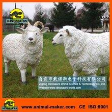 Original size Animatronic Animals Sheep