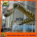Animal parque de atracciones de tamaño de la serpiente