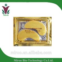 Hotsale Gold Crystal Collagen Eye Mask( anti-wrinkle and dark circle)