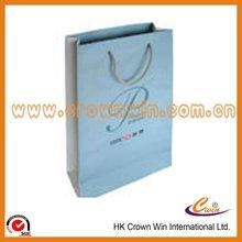 cream gift paper bags