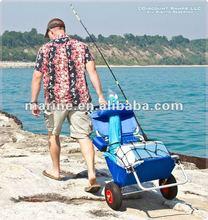 New style Aluminium Beach Chair Cart /Fishing Equipment/Swimming Stuff
