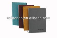 2015 pu leather diary agenda porfolio planner notebook