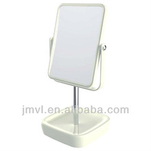 2015 Chinese style mirror chromed standing cosmetic mirror