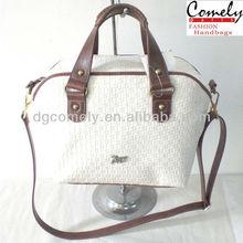 2015 bag Comely white girls clear tote bag designer handbag cheap handbags from china clutch bag