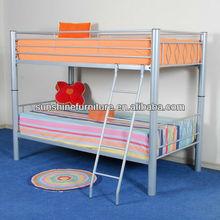 iron steel metal bed bedroom furniture