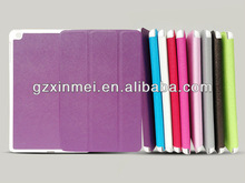 2013 ultra-thin flip protective cover For IPad Mini