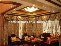 Foshan Villa Curtains
