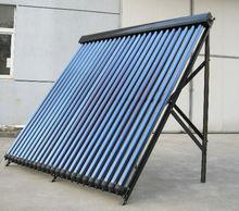 Anti-freezing Heat Pipe Solar Collector