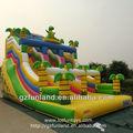 Jogo bouncerinflável- miúdo saltoinflável escorregas de água