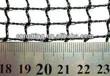 black square mesh knitted bird net