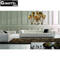 Italiano b&b tecido gps1061 sofá de canto moderno sofá da tela projetos conjuntos