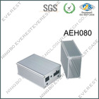 weight of aluminum section