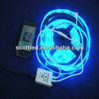 ir wireless control 5050 rgb music controller,music control strobe light