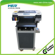 a2 uv flatbed printer 420 * 900 mm 5760 * 2880 dpi 8 color 1 year guaranteed