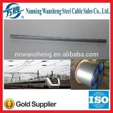 """3/8"""" Galvanized Steel Wire Strand"""