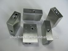 Machined 316L Stainless Steel Bodies for Flow Sensor
