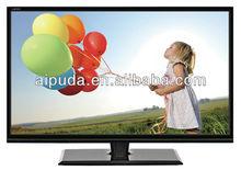 32 inch D-LED TV/slim fram/HDMI/VGA/USB/YPbPr/DVB-T/DVB-C/DVB-T2/ISDB/ATSC/smart tv