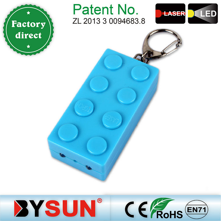BS-048 new model led laser pointer keychain light