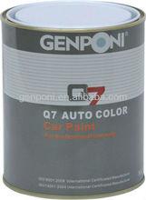 Auto Paint: Q7-1K Solid Color