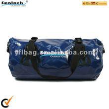 30 Liter royal blue travel waterproof duffel bag