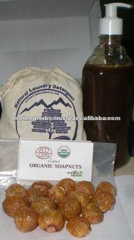 Liquid organic cleaner - Soapnuts liquid
