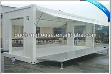 Affordable and economic Modified expandable container house