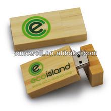 OEM Wooden USB Flash Drive 1GB - 64GB