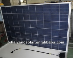 solar panel in high quality with best price,solar module for solar system