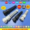 Cable Gland with Strain Relief / Strain Relief Cord Grip (Nylon kabelnippler.Verschraubungen.Kabelverschraubung.Prensa Estopa)