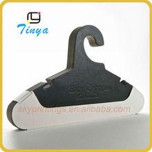 Hot sale concise design cheap thicken coat hanger hooks wholesale