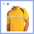 2015 venda quente slim fit camisa popular 100% poliéster dry fit camisa pólo do esporte