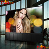 3x3 46 inch 1080P wall mount Samsung video wall LG 47 inch 55 inch with ultra narrow bezel from 3.5 mm to 5.9 mm CE