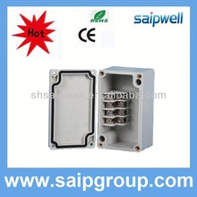 2013 hot sale terminal box cover, ABS Waterproof Junction Box 4p