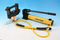 hydraulic hand flange spreader tool FY-FS-109 stud size 31-41mm/standard wedge 3-28mm /stroke 54mm